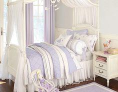 Pottery Barn Brigette Fairy Bedroom