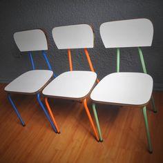 cadeira verde 3 marias retrô kraft wrk - cadeiras kraft wrk