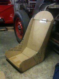 hand fabricated aluminium bomber-style aircraft seats | Retro Rides