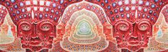 Wallpaper I just made combining Alex Grey paintings x Alex Grey, Alex Gray Art, Grey Art, Grey Wallpaper, Iphone Wallpaper, Beautiful Sites, Psychedelic, Religion, Spirituality
