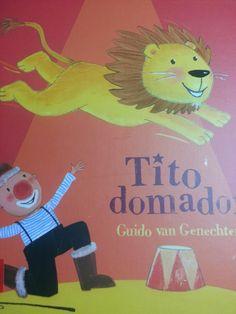 cuentos y más cuentos: TITO DOMADOR