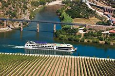 Portugal Wine Country Sailings is considered one of  7 Great European River Cruises for 2013 by Fodors.com - April, 2013