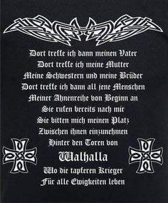 Kriegergebet vor der Schlacht