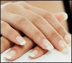 Remember - having nails is a natural weapon.........