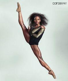 Michaela Deprince - Soloist at the Dutch Ballet Black Dancers, Ballet Dancers, Ballerinas, Bolshoi Ballet, Black Women Art, Beautiful Black Women, Black Girls Rock, Black Girl Magic, Vive Le Sport