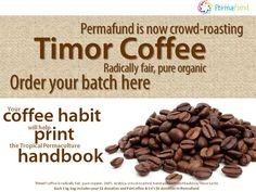 Timor coffee