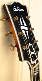 1936 Gibson Super 400 Sunburst > Guitars : Archtop Electric & Acoustic - Schoenberg Guitars | Gbase.com