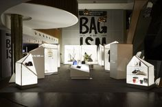 Sugar Lady Pop-up store by PRISM DESIGN, Shanghai – China