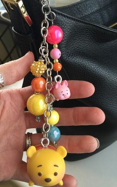 A personal favorite from my Etsy shop https://www.etsy.com/listing/267236386/disney-tsum-tsum-keychain-purse-charm