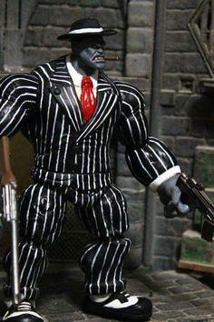 Mr.Fix It (Marvel Select) Custom Action Figure