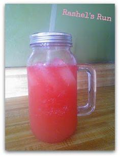 Rashel's Run: Strawberry Limeade GGMS - THM