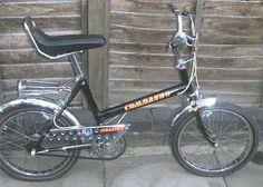 Raleigh commando.  What a bike.