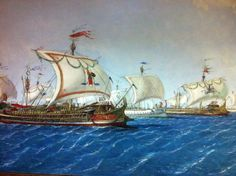Arturo Gonzalo Aizpiri Museo Naval Madrid