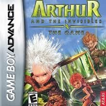 Arthur And The Invisibles - Game Boy Advance Game