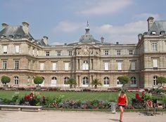 Paris - Palais du Luxembourg