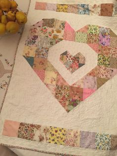 Baby Love Quilt and Pattern