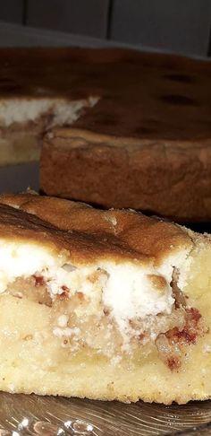 Αυστριακή μηλόπιτα με κρέμα ή αλλιώς strudel! Apple Cake, Tiramisu, Diy And Crafts, Ethnic Recipes, Food, Eten, Tiramisu Cake, Meals, Diet