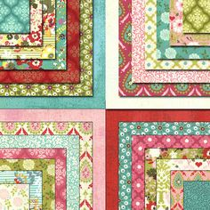 Quilting In The Rain- an online store and a lovely blog with lots of tutorials.
