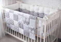 Бортики-защита,лоскутное одеяло покрывало,комплекты в детскую кроватку Чернигов - изображение 2