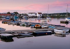 Taken as the sun went down on the River Deben at Woodbridge in Suffolk. www.jrmgallery.co.uk