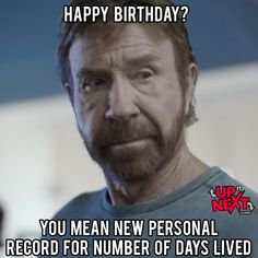 20 Outrageously Hilarious Birthday Memes [Volume 2] | SayingImages.com