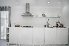 Así fue el proceso de nuestra cocina Bertoia, Double Vanity, Ikea, Kitchen Cabinets, Interior, Furniture, Home Decor, Kitchens, Blog