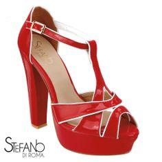 A00049-Rojo Sandalia-Angela