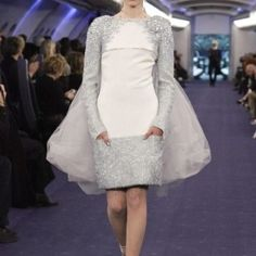 Chanel Haute Couture Wedding Dresses | Chanel haute couture wedding dress 2012