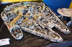 Lego Millenium Falcon - Imgur