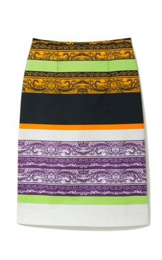 Stretch Drill Pencil Skirt by Josh Goot for Preorder on Moda Operandi