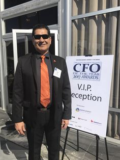 #cfo2017 here to honor my hubby for San Diego CFO finalist of the year