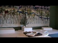 ▶ Placing Your Trees in Your Dept 56 Display - YouTube