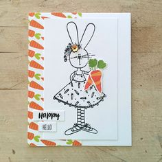 Lindsey @ Occasional Crafting: 12 Kits of Occasions - March March 12th, Happy Spring, Thing 1 Thing 2, Card Ideas, Crafting, Easter, Kit, News, Cards
