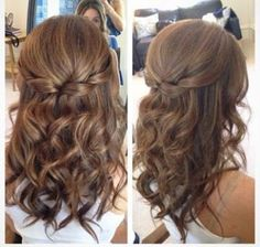 Prom Hairstyles for Medium Hair With Curls