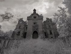 This Castle was Abandoned in 1932 after a Major Fire; The Inside is Hauntingly Beautiful. (Video) — we love to laugh