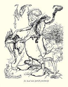 """""""The Rainbow Book Tales of Fun & Fancy,"""" by Mabel Henriette Spielmann, 1909"""