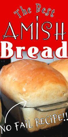 Best Bread Recipe, Easy Bread Recipes, Baking Recipes, Milk Bread Recipe, Bread Dough Recipe, White Bread Recipes, Light Bread Recipe, No Fail Bread Recipe, Fluffy Bread Recipe