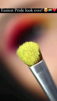 Eye Makeup Designs, Eye Makeup Art, Natural Eye Makeup, Eye Art, Makeup Inspo, Makeup Tips, Makeup Hacks, Rainbow Eye Makeup, Colorful Eye Makeup