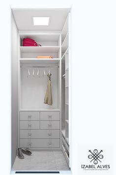 Mini closet 160/150 Small Room Design Bedroom, Bedroom Closet Design, Master Bedroom Closet, Room Ideas Bedroom, Closet Redo, Walk In Closet Design, Build A Closet, Closet Designs, Mini Dressing