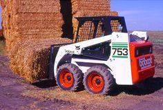 Bobcat 753 Loader, 1990-2003