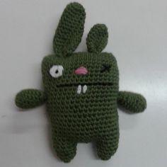 Amigurumi conejito malhumorado #ganchillo #crochet#amigurumi