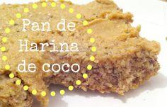 pan de harina de coco #88