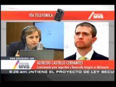 Detención de Mireles: Alguien no está diciendo la verdad.- Aristegui