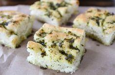 Focaccia Bread Recipe | Two Peas & Their Pod