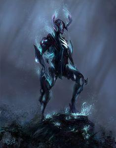 Nidus by Nightwing-Kain on DeviantArt Character Inspiration, Character Art, Character Design, Warframe Art, Fantasy Monster, Creature Concept, Nightwing, Fantastic Art, Sci Fi Art