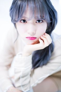 Happy birthday to the lovely Lee Lu Da (Luda). Rapper and sub-vocalist for Cosmic Girls (WJSN) (Subunit: Natural). Kpop Girl Groups, Korean Girl Groups, Kpop Girls, Wjsn Luda, Bedroom Eyes, Korean Entertainment, Cosmic Girls, Cute Korean, Korean Celebrities