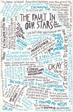Book: The Fault in Our Stars by John Green