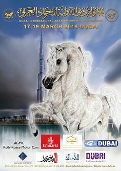 بطولة دبي الدولية للجواد العربي  Book now your VIP table for Dubai 2016 show