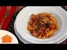 Macarrão de Uma Panela    Cozinha no Próprio Molho - YouTube