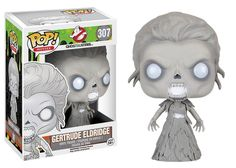 Ghostbusters 2016 - Gertrude Eldridge Ghost Funko Pop Vinyl Movies | Shop this product here: http://spreesy.com/popculturetime/818 | Shop all of our products at http://spreesy.com/popculturetime    | Pinterest selling powered by Spreesy.com